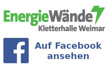 EnergieWände Facebook-Seite